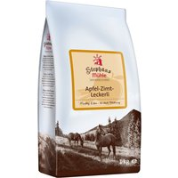 Stephans Mhle Horse Treats - Apple Cinnamon - Saver Pack: 3 x 1kg
