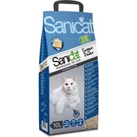 Sanicat Oxygen Power Clumping Litter - Economy Pack: 3 x 10l