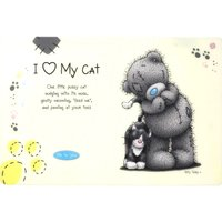 Me to You Cat Placemat - 45 x 30 cm (L x W)