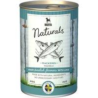 Bozita Naturals Pat 12 x 410g - Mackerel