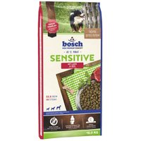 Bosch Sensitive Lamb & Rice Dry Dog Food - Economy Pack: 2 x 15kg