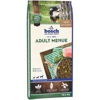 Bosch Adult Menu Dry Dog Food - 15kg