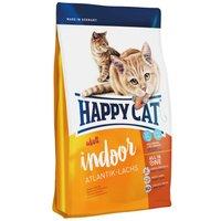 Happy Cat Indoor Adult Atlantic Salmon Dry Food - 1.4kg
