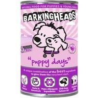Barking Heads Puppy Days Chicken Wet Dog Food - Saver Pack: 12 x 400g
