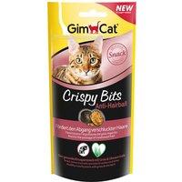 GimCat Crispy Bits Anti-Hairball - Saver Pack: 3 x 40g