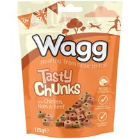 Wagg Tasty Chunks Treats - 150g