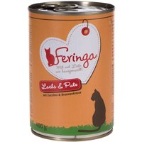 Feringa Menu Duo Saver Pack 12 x 400g - Lamb & Rabbit with Cranberries & Dandelion