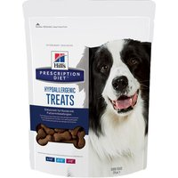 Hills Prescription Diet Canine Hypoallergenic Treats - Saver Pack: 3 x 220g