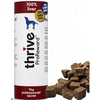 thrive ProReward Liver Dog Treats - Saver Pack: 3 x 60g
