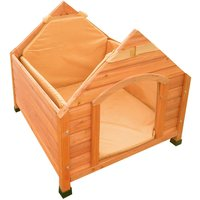 Insulation for Dog Kennel Trixie Natura - Size S: 57 x 56 x 50 cm (L x W x H)