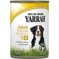 Yarrah Organic Chicken Mixed Trial Pack - Mixed Trial Pack (6 x 400g + 6 x 405g)