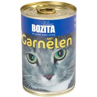 Bozita Canned Food 6 x 410g - Salmon