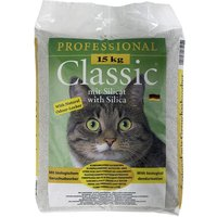 Professional Classic Cat Litter with Odour Neutraliser - 15kg