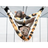 Hammock Relax de Luxe Fake Fur - Size: 35 x 21 x 21 cm