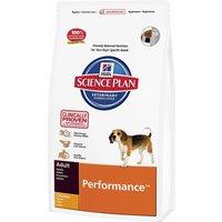 Hills Science Plan Adult Performance - Chicken - 12kg