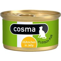 Cosma Original in Jelly Saver Pack 12 x 85g - Chicken