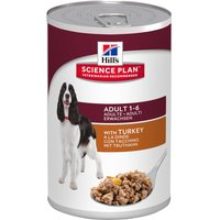 Hills Science Plan Adult Advanced Fitness - 6 x 370g Chicken