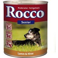 Rocco Senior 6 x 800g - Poultry & Oats