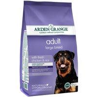 Arden Grange Large Breed Adult - Chicken & Rice - 12kg