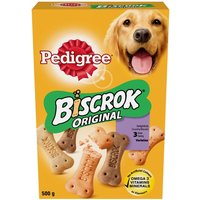 Pedigree Biscrok - Saver Pack: 6 x 500g