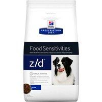 Hills Prescription Diet Canine - z/d Food Sensitivities - Economy Pack: 2 x 10kg