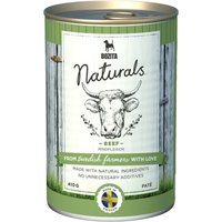 6 x 625g Bozita Naturals Pat Wet Dog Food - Special Price!* - Beef (6 x 625g)