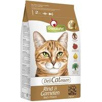 GranataPet DeliCatessen Beef & Shrimps Dry Cat Food - Economy Pack: 2 x 10kg