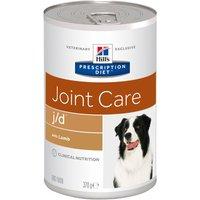 Hills Prescription Diet Canine - j/d Joint Care - Saver Pack: 24 x 370g