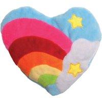Aumller Rainbow Heart Cat Toy - 1 Toy