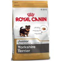 Royal Canin Yorkshire Terrier Junior - Economy Pack: 3 x 1.5kg