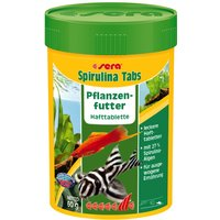 Sera Spirulina Food Tabs - 100 tablets