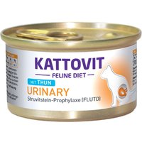 Kattovit Saver Pack 12 x 85g - Urinary (Struvite Stone Prophylaxis) Veal