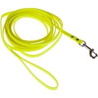 Heim Biothane Long Dog Lead - Fluorescent Yellow - 5m