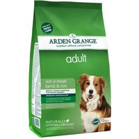 Arden Grange Adult - Lamb & Rice - 12kg