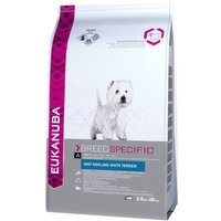 Eukanuba West Highland White Terrier Adult - 2.5kg