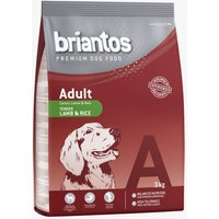 Briantos Adult Mixed Trial Pack 2 x 3kg - Lamb & Rice + Salmon & Rice