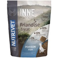 Nutrivet Inne Dog Treats - Fish - Saver Pack: 3 x 250g