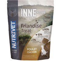 Nutrivet Inne Dog Treats - Chicken - Saver Pack: 3 x 250g