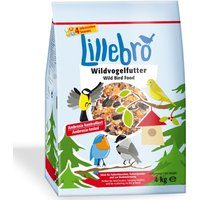Lillebro Wild Bird Food - Economy Pack: 3 x 4kg
