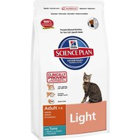 Hills Science Plan Adult Cat Light - Tuna - 5kg