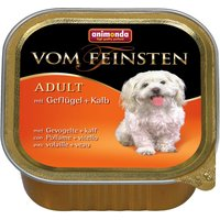 Animonda Vom Feinsten Mixed Pack 22 x 150g - Poultry Selection