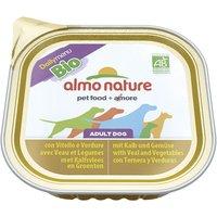Almo Nature Daily Menu Bio Pat 9 x 300g - Beef