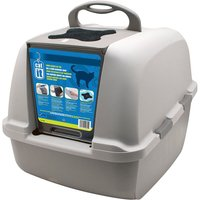 Catit Jumbo Litter Box - 2 x 2 Replacement Carbon Filters