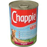 Chappie Original - 12 x 412g