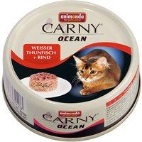 Animonda Carny Ocean Mixed Saver Pack 12 x 80g - 4 Varieties