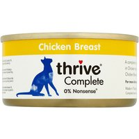 thrive Complete Adult - Chicken Breast - Saver Pack: 24 x 75g