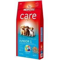 MeraDog Care High Premium Junior 1 - Economy Pack: 2 x 12.5kg