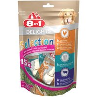 8in1 Delights Selection - Variety Pack - 260g