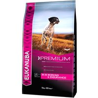 Eukanuba Adult - Working & Endurance - Economy Pack: 2 x 15kg