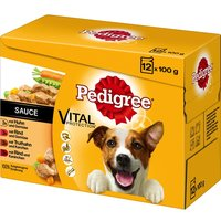Pedigree Pouch in Gravy Multipack - Saver Pack: 24 x 100g